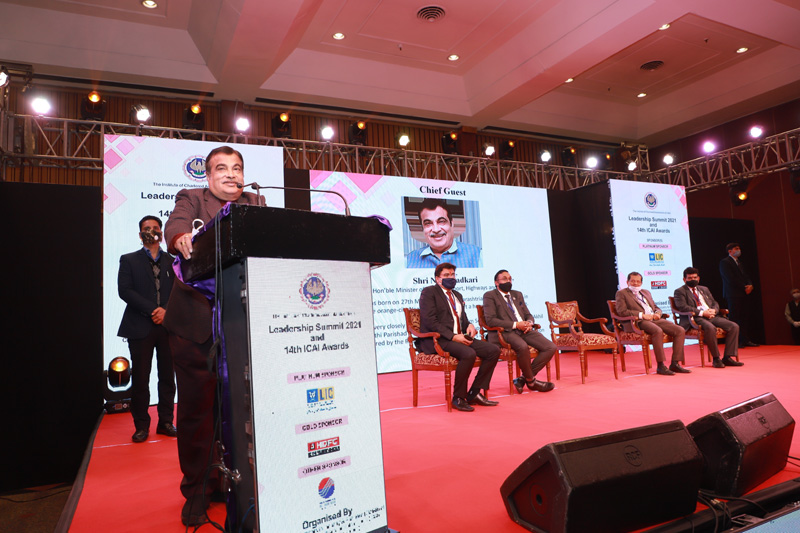 ICAI honours CAs at 14th Annual Awards Ceremony 2