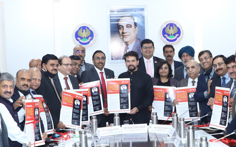 Towards Skill Development and Employability - ICAI ARF Launched Accounts Assistant Scheme 2
